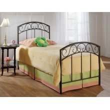 Wendell Twin Duo Panel Copper Pebble - Must Order 2 Panels for Complete Bed Set