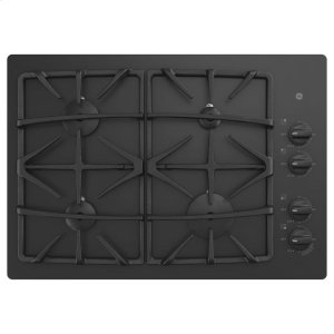 "GEGE® 30"" Built-In Gas on Glass Cooktop with Dishwasher Safe Grates"