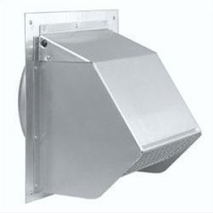 "BroanWall Cap for 7"" Round Duct for Range Hoods and Bath Ventilation Fans"