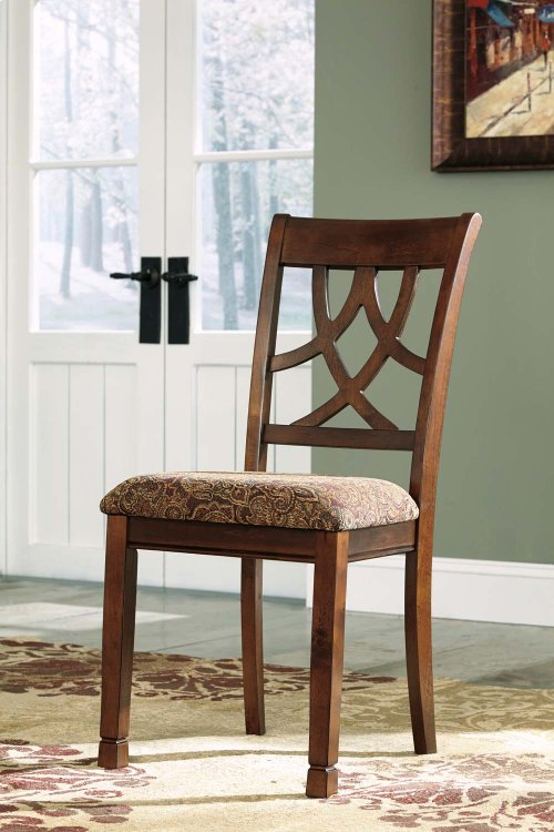 Leahlyn - Medium Brown Set Of 2 Dining Room Chairs