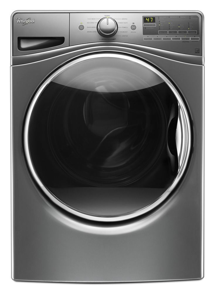 Wfw85hefc Whirlpool 4 5 Cu Ft Front Load Washer With