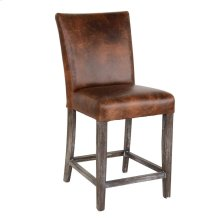 Decker Counter Stool Brown