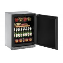 2000 Series 60 Cm Solid Door Refrigerator With Integrated Solid Finish and Field Reversible Door Swing (220-240 Volts / 50 Hz)