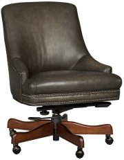 Home Office Heidi Executive Swivel Tilt Arm Chair Product Image