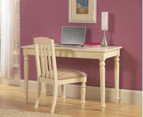 Meadowbrook Computer Desk (Wht)