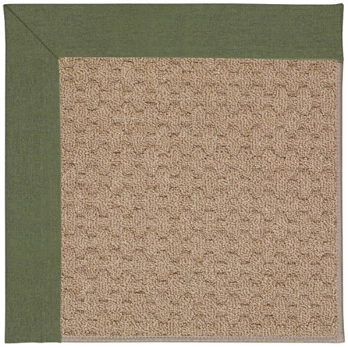 Creative Concepts-Grassy Mtn. Canvas Fern Machine Tufted Rugs
