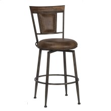 Danforth Commercial Grade Swivel Bar Height Stool