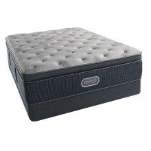 BeautyRest - Silver - Charcoal Coast - Summit Pillow Top - Luxury Firm - Queen