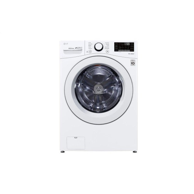 LG Appliances 4.5 cu. ft. Ultra Large Smart wi-fi Enabled Front Load Washer