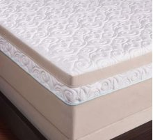 TEMPUR-Contour Collection - TEMPUR-Rhapsody Breeze - Cal King