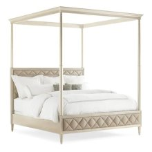 King Bed over the top