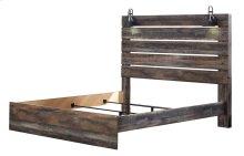 Drystan - Multi 3 Piece Bed Set (King)