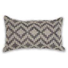 """Pillow L326 Grey Scottsdale 12"""" X 20"""""""
