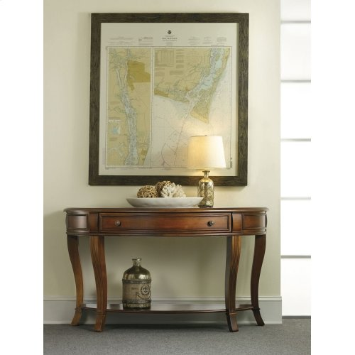 Living Room Brookhaven Console Table