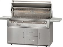 "56"" ALXE Refrigerated Cart Model"