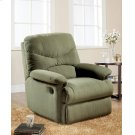 SAGE MICROFIBER RECLINER Product Image