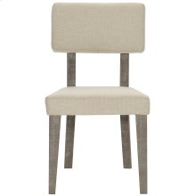 Quincy Dining Chair in Fog