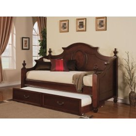 CLASSIQUE CHERRY FINISH DAYBED