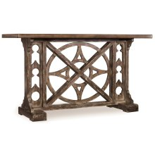 Living Room Melange Rafferty Console