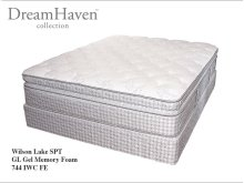 Dreamhaven - Willston Lake - Super Pillow Top - Queen