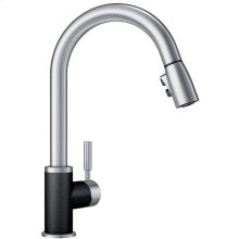 Blanco Sonoma With Pull-down Spray - Anthracite
