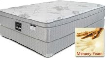 "Comfortec - 4004 - 14"" Euro Box Top - Queen"