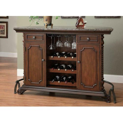 Rec Room Traditional Bar Unit