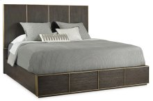 Bedroom Curata Queen Low Bed