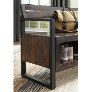 Ashley Furniture Storage Bench