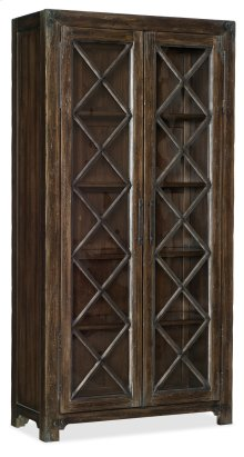 Dining Room Roslyn County Bunching Display Cabinet