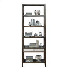 Sutton House Bookcase in Dark Mink (367)