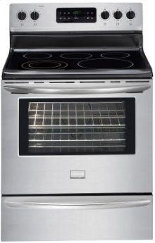 """ACT FAST-WON'T LAST - $200 OFF THIS BRAND NEW FULLY WARRANTEED FLOOR MODEL / Frigidaire Gallery 30"""" Freestanding Electric Range"""