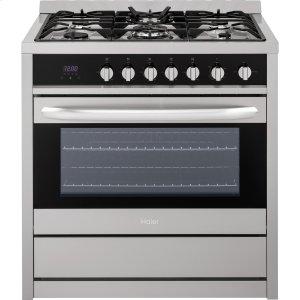 "Haier Appliance36"" 3.8 Cu. Ft. Gas Free-Standing Range"