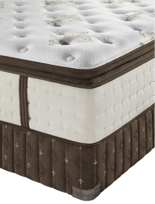 Signature Collection - C6 - Luxury Plush - Euro Pillow Top - Twin XL