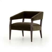 Gary Club Chair-olive Green