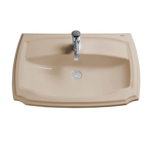 Guinevere® Self-Rimming Lavatory - Bone