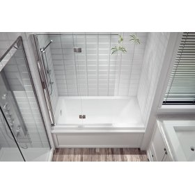 Flory De Colt Bathtub With Integrated Tiling Flange 6'