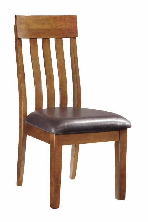 Ralene - Medium Brown Set Of 2 Dining Room Chairs