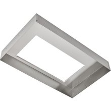 "Optional 36"" Box Liner in Stainless Steel"