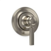 Keane Three-Way Diverter Trim with Off - Brushed Nickel