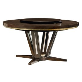"""Le Cercle Round Dining Table 60"""""""