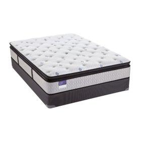 Crown Jewel - Cherry Opal - Euro Pillow Top - Twin XL
