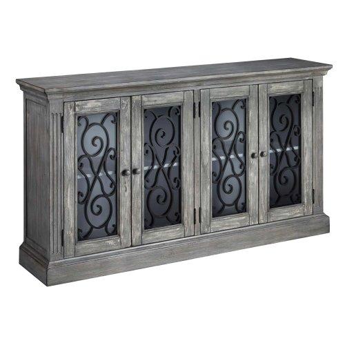 Door Accent Cabinet