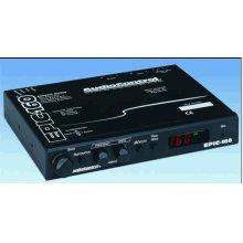 In-Dash Car Audio Bass Maximzer and 160 dB SPL Display