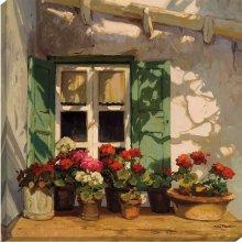 Flores - Gallery Wrap