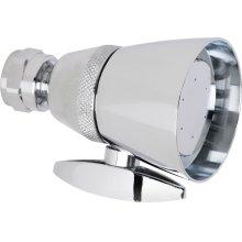 Showerhead with adjustable spray pattern