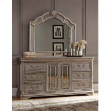 Birlanny - Silver 2 Piece Bedroom Set