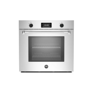 Bertazzoni30 Single Convection Oven with Assistant Stainless