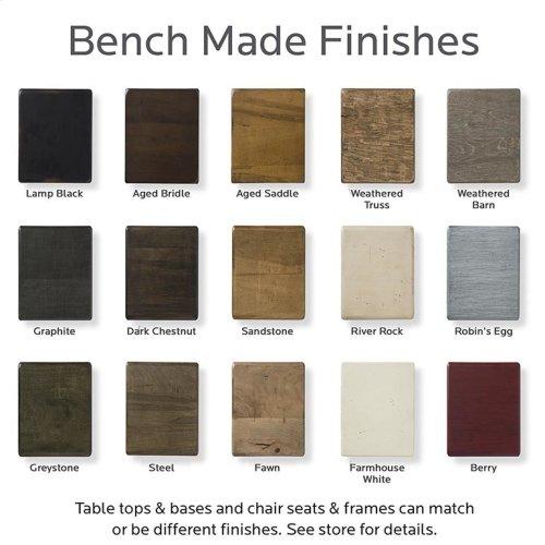 Bench*Made Maple Uph Panel Hdbd King/Cal King