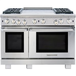 "American Range48"" Cuisine Ranges Natural Gas"